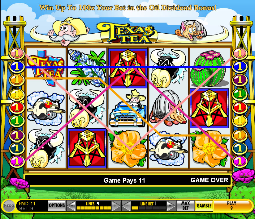 Texas Tea™ Slot Machine Game to Play Free in IGTs Online Casinos